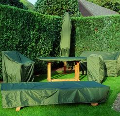 Couvertures de meubles de jardin