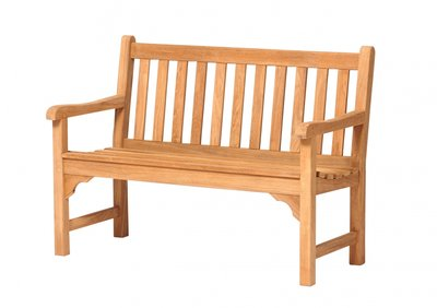 Traditional Teak ANNA bench
