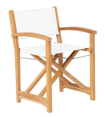 Teak KATE director chair