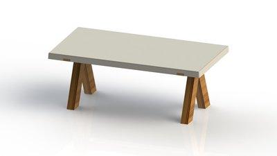 """Roy"" classic Table - Medium"