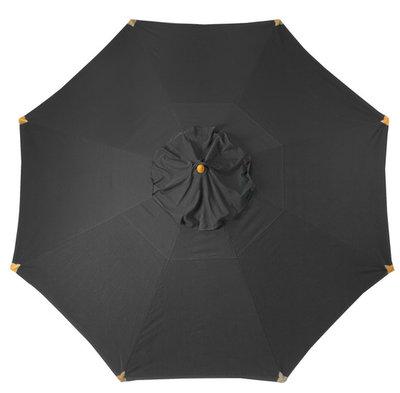 Tissu de parapluie Cortina noir