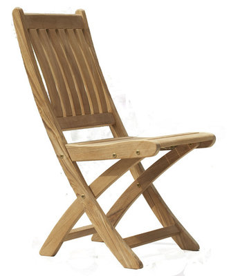 Big Ben folding chair (raccords en inox)
