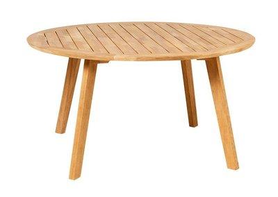 Teak DIANA MOSAIC table Teak Legs
