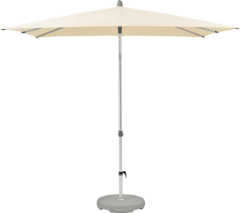Glatz Alu-smart Easy Parasol 200 x 200 cm