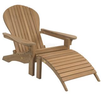 Adirondack Lounger Footstool inclusive